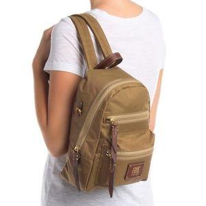 New FRYE 'Mini Ivy' Nylon Backpack